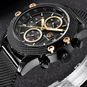 Luxury Sport Chronograph Watch