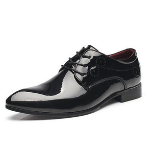 Modern Patent Leather Dress Shoes