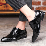 Luxury Leather Oxford Shoes
