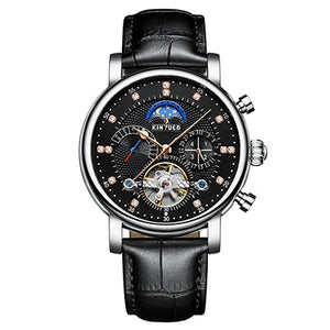 Premium Automatic Tourbillon Skeleton Watch