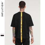 Premium Long Ribbon Cotton T-Shirt