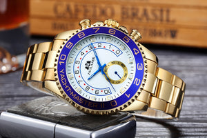 Luxury Automatic Yachtmaster Watch