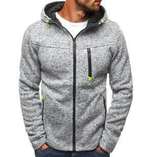 Premium Zip Up Hoodie - 3 Colors