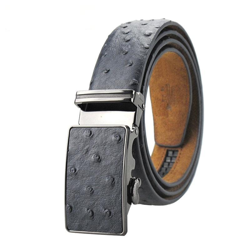 Cayman Luxury Genuine Leather Belt
