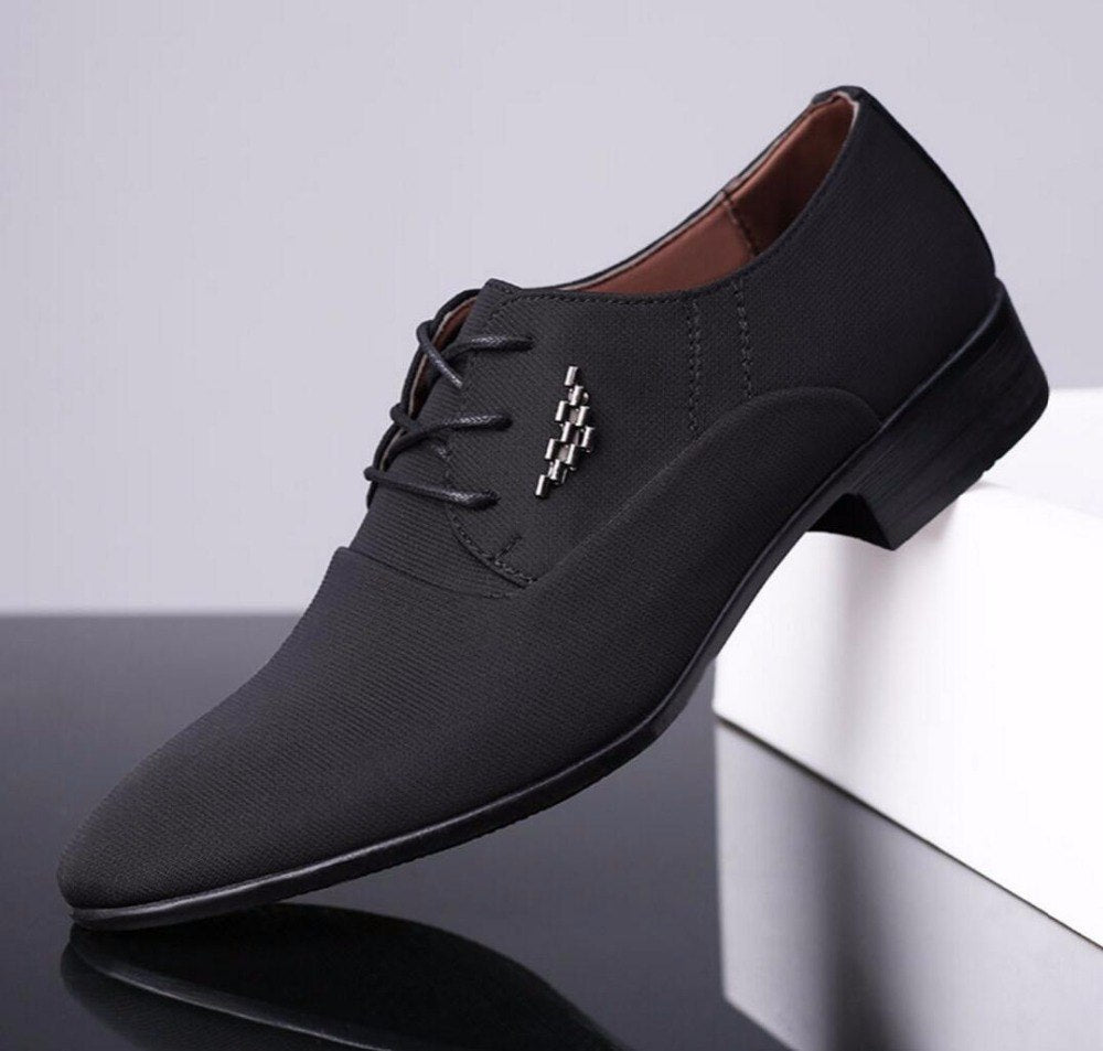 Casual Canvas Formal Shoes