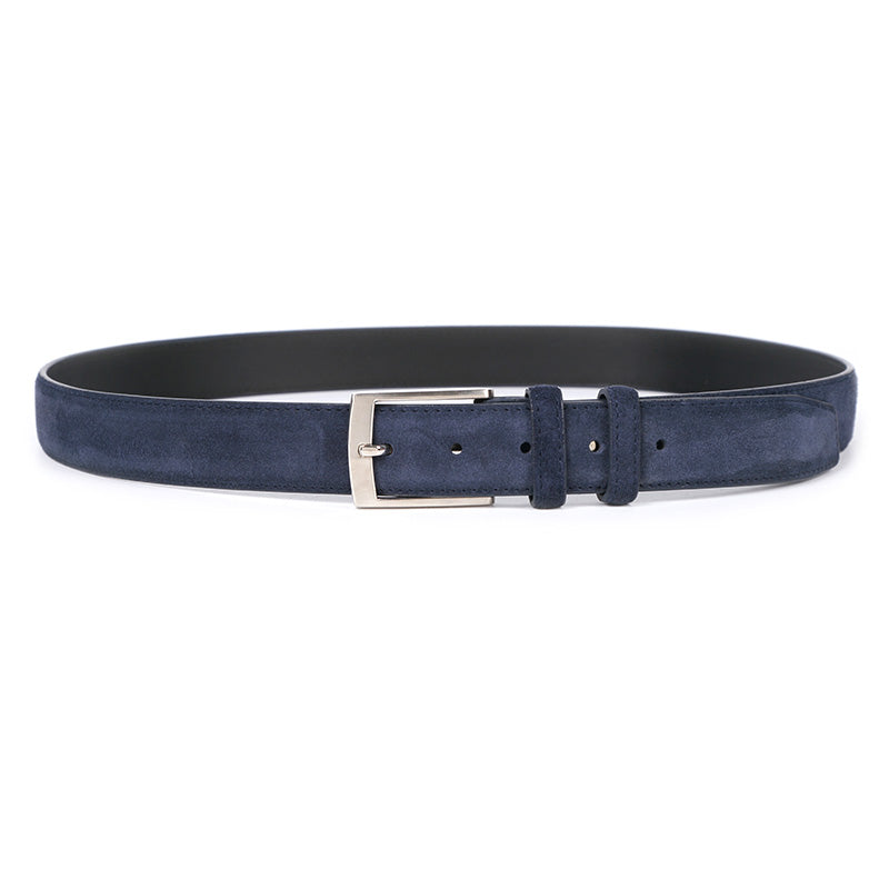 Premium Velour Leather Belt