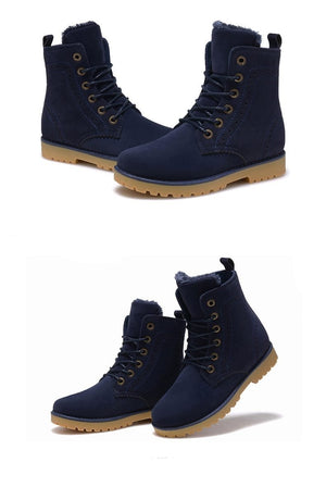 High Quality Winter Boots - 3 Colors