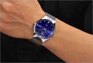 Immaco Ultra thin Business Watch