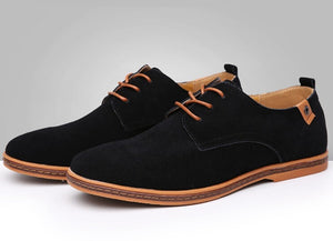 Luxury Suede Shoes