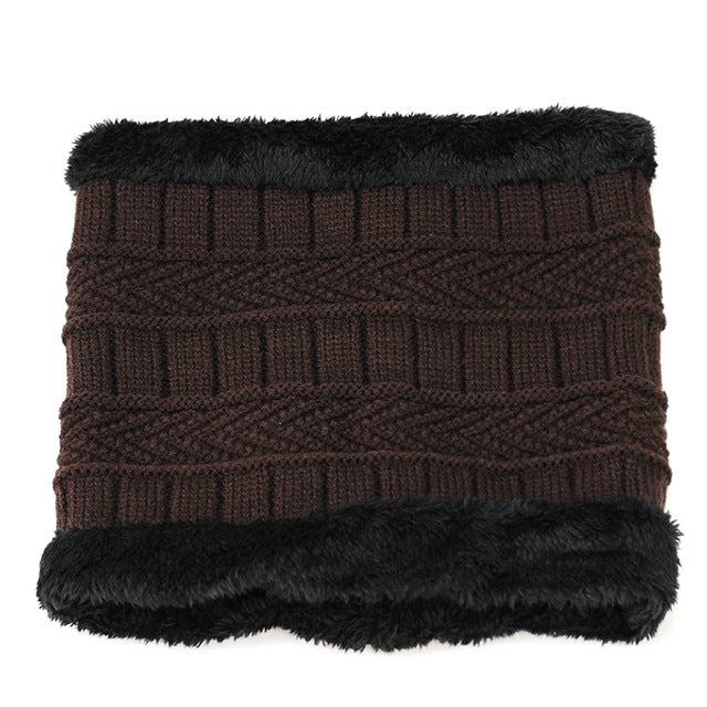 Knitted Neck Warmer