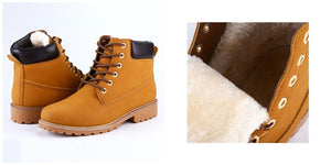 Premium Waterproof Fur Lined Boots