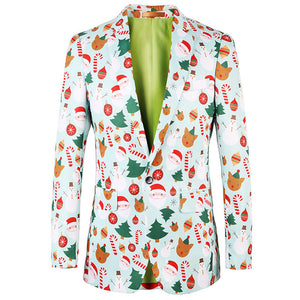 The Christmas Blazer