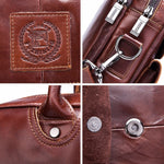 Premium Genuine Leather Briefcase