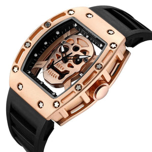 SKULL Modern Skeleton Watch