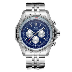 Automatic Navitimer Stainless Steel Watch