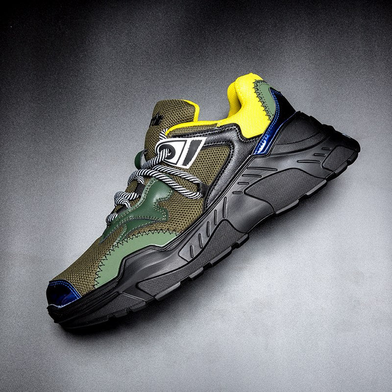 MERCY RX97 'Jamaica' Edition Sneakers