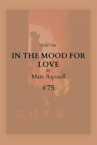 MARC ASPINALL, IN THE MOOD FOR LOVE (REGULAR)