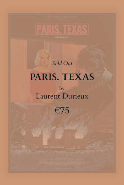 LAURENT DURIEUX, PARIS, TEXAS (REGULAR)
