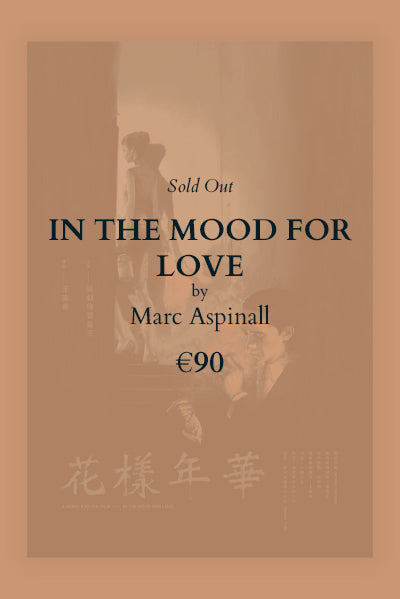 MARC ASPINALL, IN THE MOOD FOR LOVE (VARIANT)