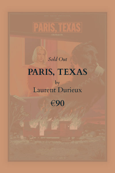 LAURENT DURIEUX, PARIS, TEXAS (VARIANT)