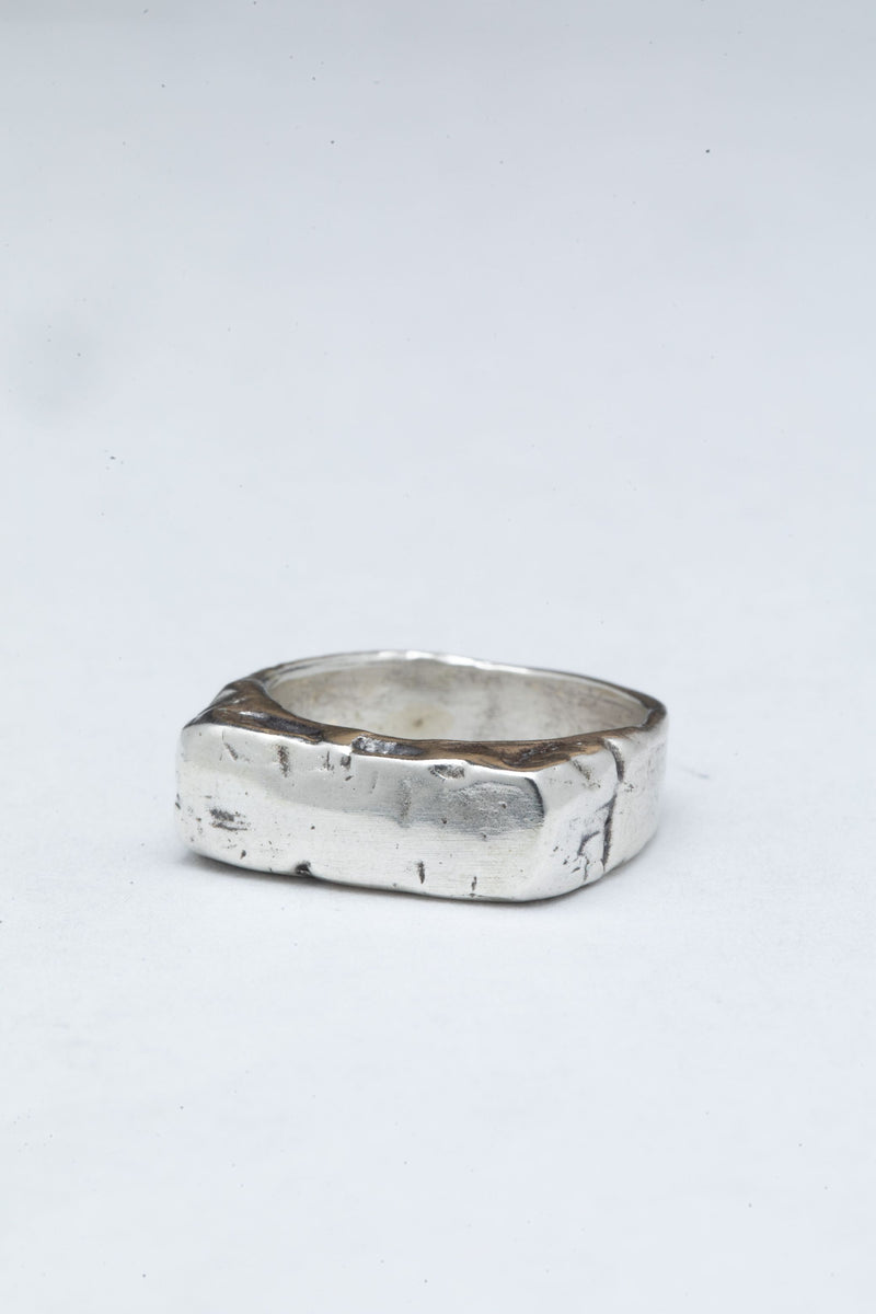MESA STERLING SILVER STACKABLE RING
