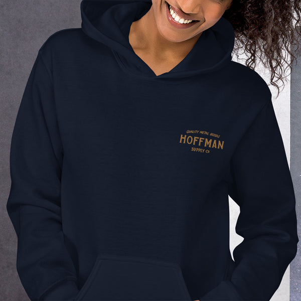 Women's Embroidered Hoodie