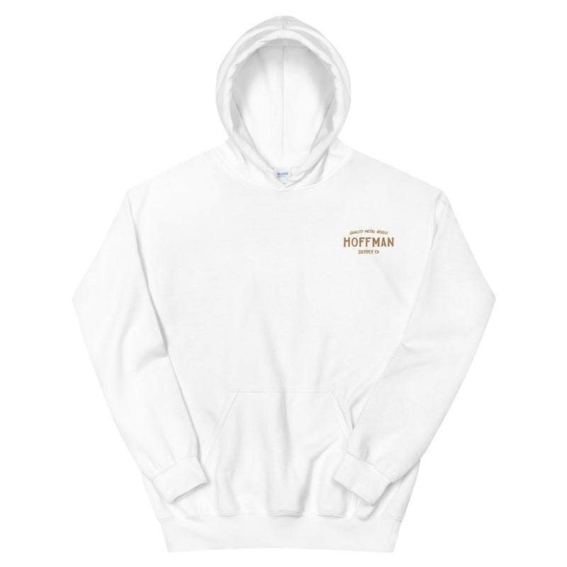 Embroidered Men's Hoodie
