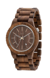 Assunt Wood WeWood Watch - Nut