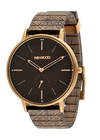 Albacore Rose Gold Black Choco WeWood Watch