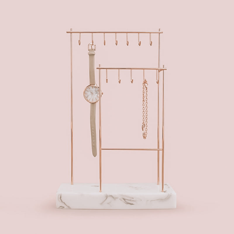 Double Jewellery Hanger