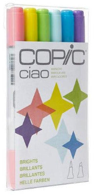 Copic Ciao Marker Sets of 6