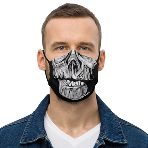 Face mask Covid 20 Zombie