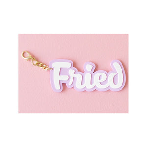 Fried Keychain