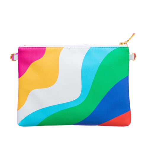 Retro Wave Clutch