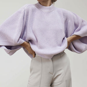Rib Knit Jumper