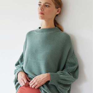 Light Sleeve Jumper