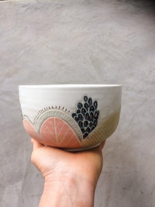 Sgraffito Bowl