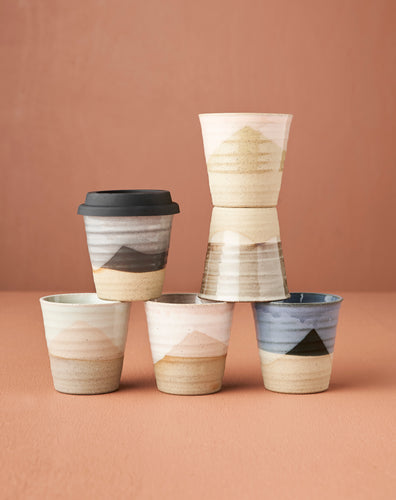 CAROUSEL CUPS - SWATCH TILBA