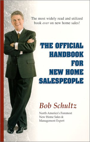 The Official Handbook For New Home Salespeople
