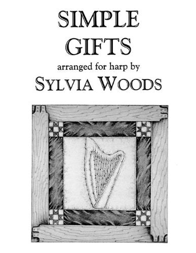 Simple Gifts - Arranged For Harp