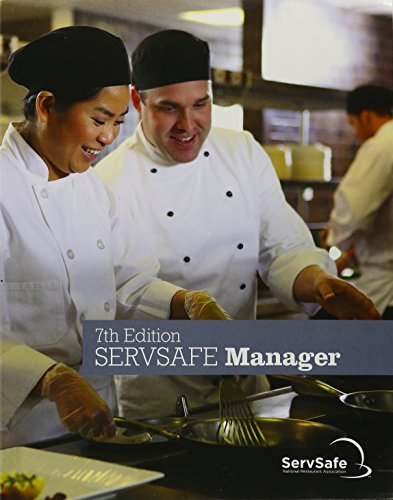 Servsafe Managerbook With Online Exam Voucher (7Th Edition)