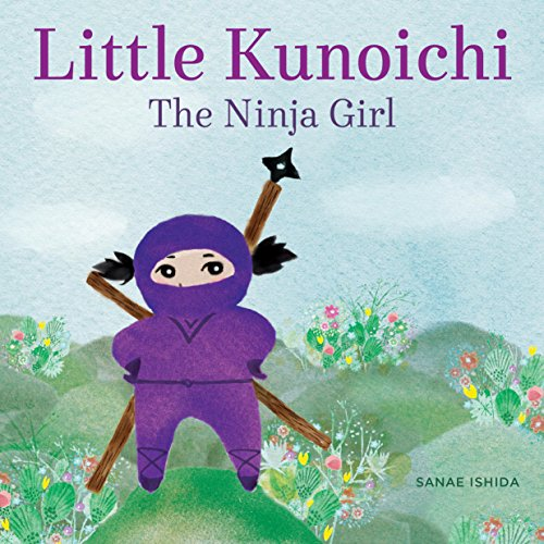 Little Kunoichi The Ninja Girl