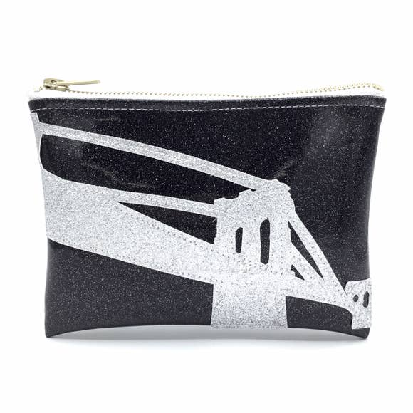 Brooklyn Bridge Midi Clutch