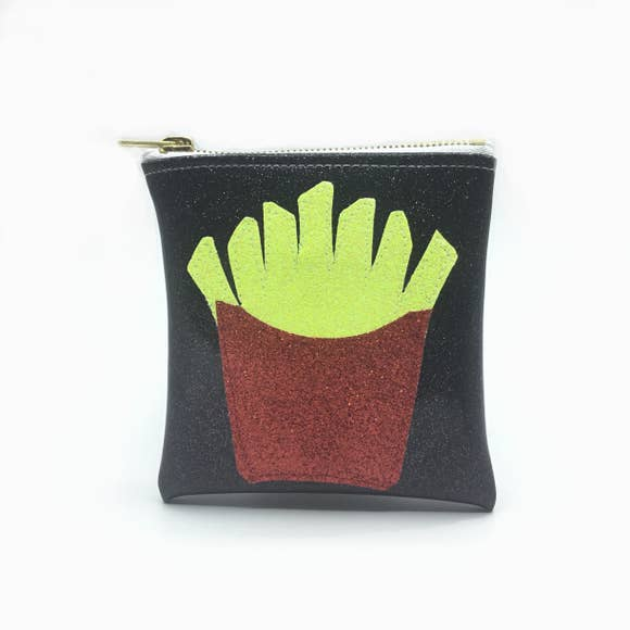 French Fries Mini Clutch
