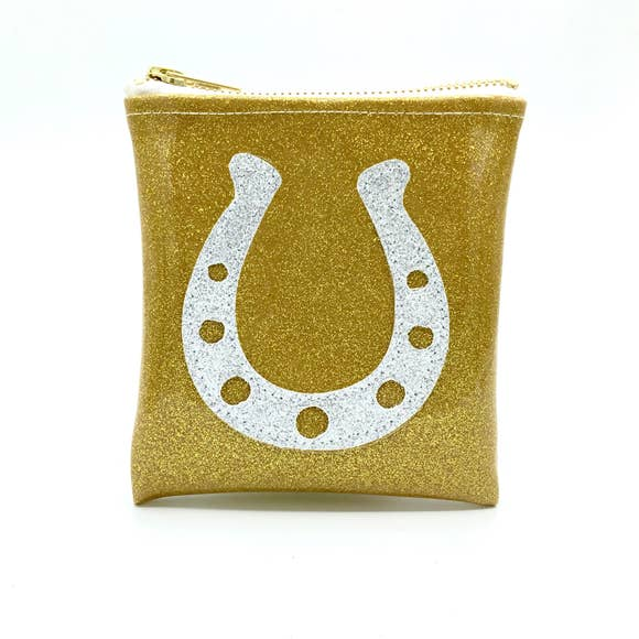 Horseshoe Mini Clutch