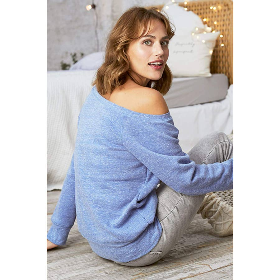 Perfectly Imperfect Cozy Pullover