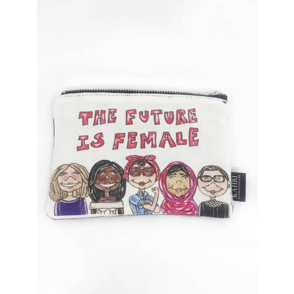 Future is Female Coin Purse