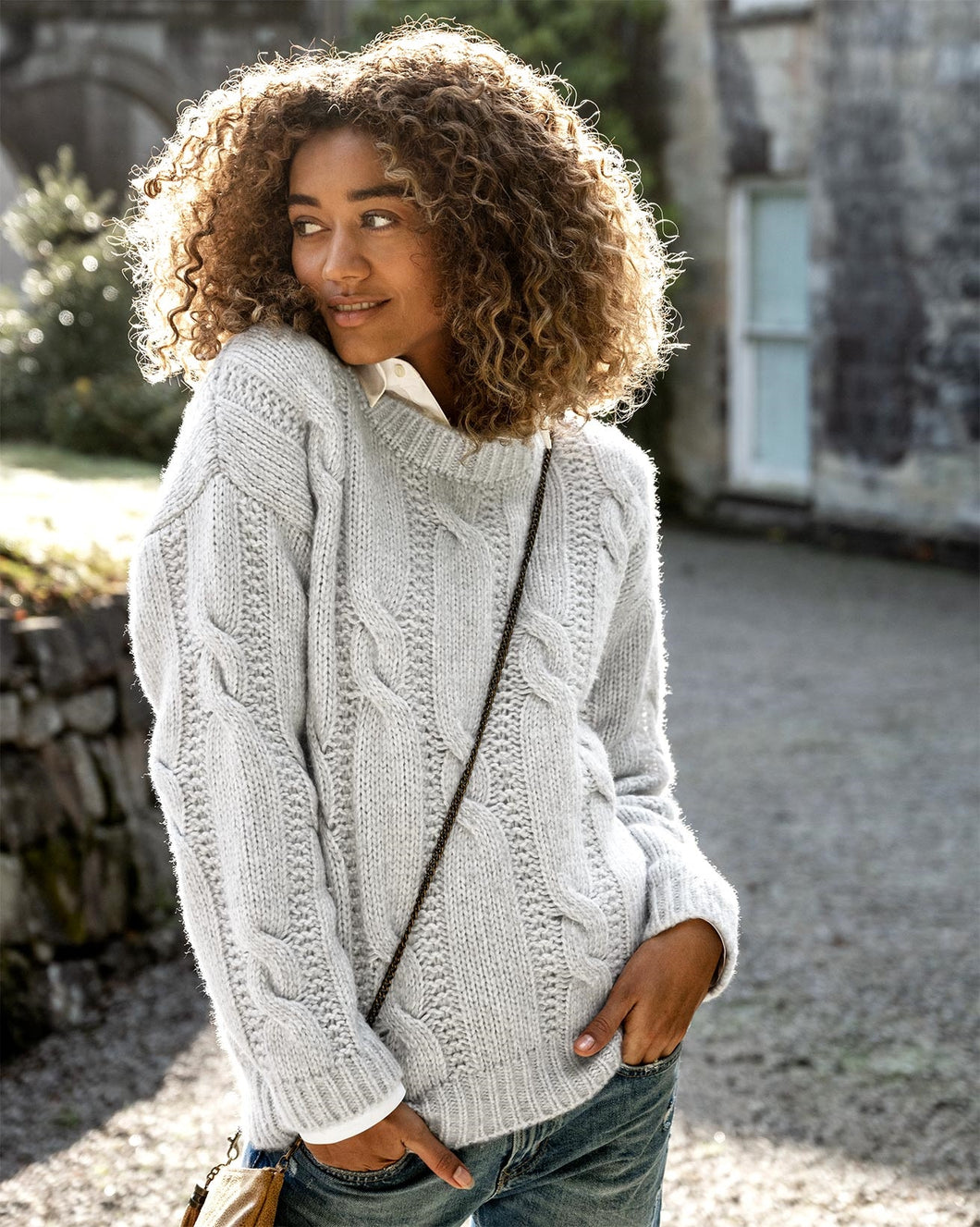Luxe Cable Jumper
