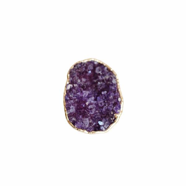 Lovetatum Jewelry - Amethyst ring