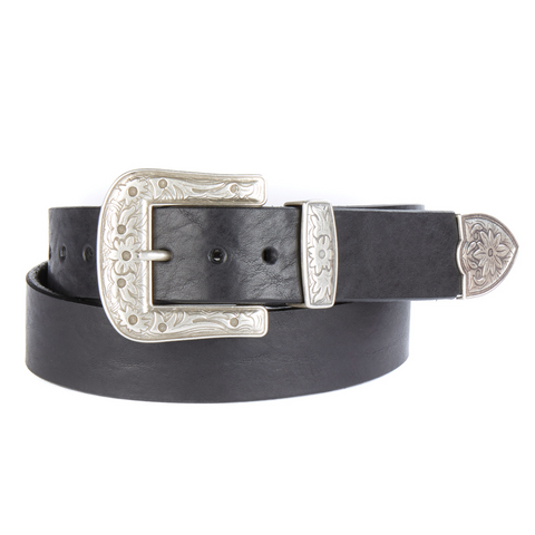 BRAVE LEATHER BELTS - OMES